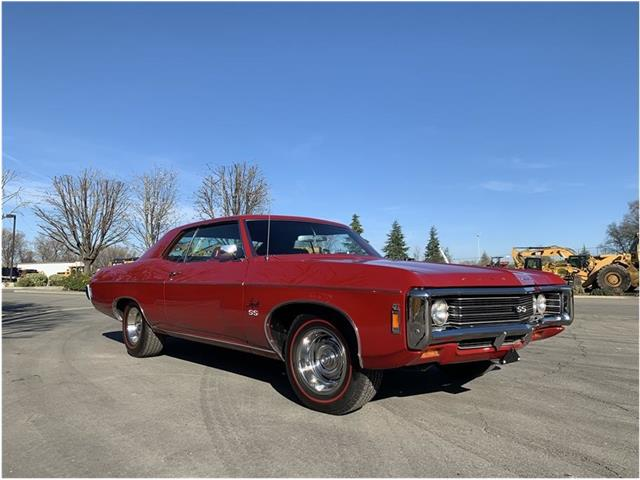 1969 Chevrolet Impala (CC-1329595) for sale in Roseville, California