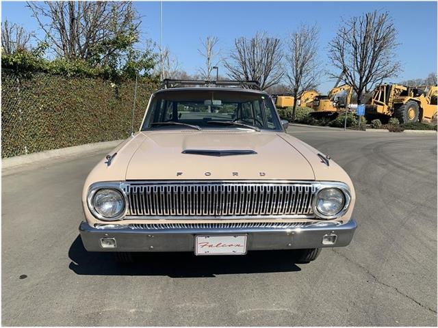 1962 Ford Falcon (CC-1329596) for sale in Roseville, California