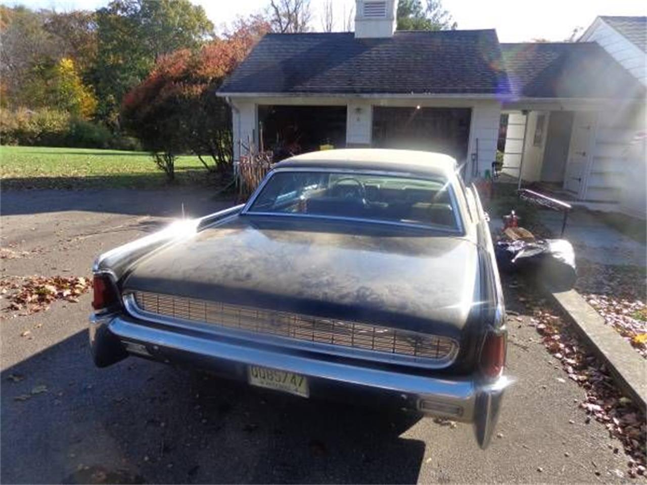 1962 Lincoln Continental (CC-1320096) for sale in Cadillac, Michigan