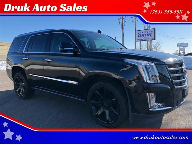 2016 Cadillac Escalade (CC-1329601) for sale in Ramsey, Minnesota