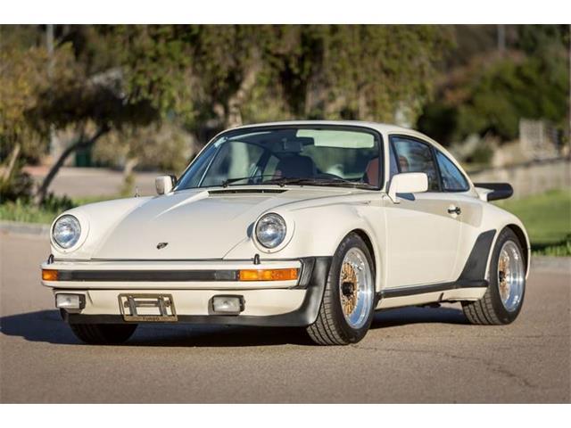 1976 Porsche 911 Carrera Turbo