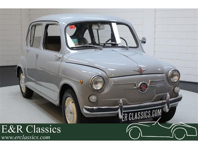 1967 Fiat 800 (CC-1329630) for sale in Waalwijk, Noord-Brabant