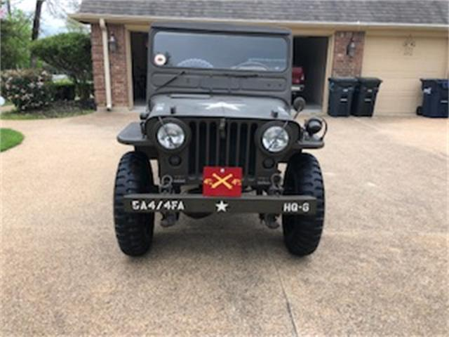 1951 Willys Jeep (CC-1329634) for sale in College Station, Texas