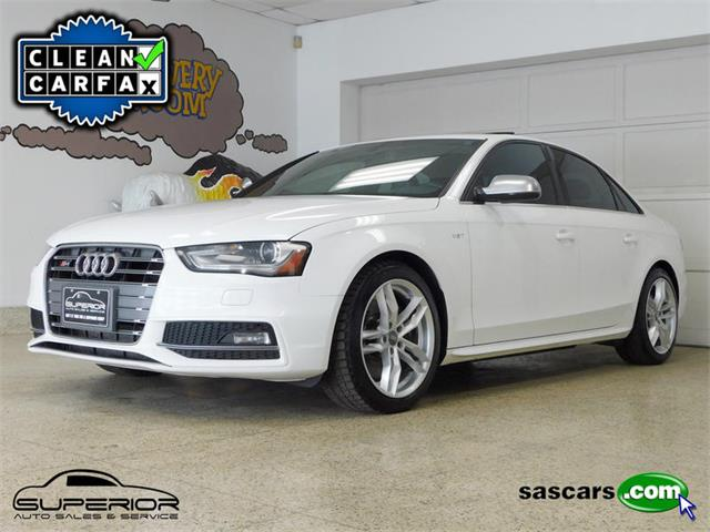 2013 Audi S4 (CC-1320964) for sale in Hamburg, New York