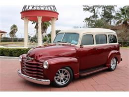1949 Chevrolet Suburban (CC-1329647) for sale in Conroe, Texas