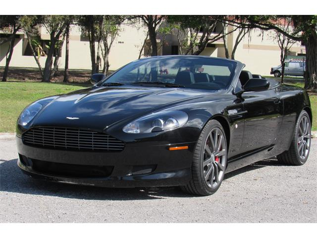2006 Aston Martin DB9 (CC-1329657) for sale in Sarasota, Florida