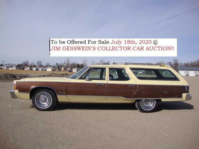 1977 Chrysler Town & Country (CC-1329664) for sale in Milbank, South Dakota