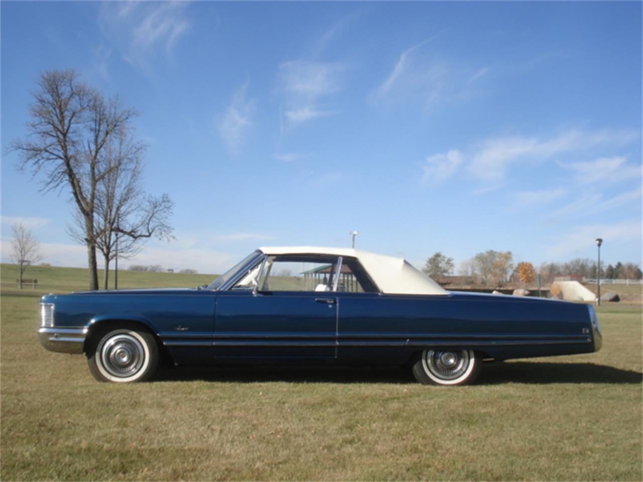 1968 Chrysler Imperial (CC-1329668) for sale in Milbank, South Dakota