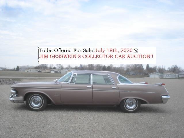 1962 Chrysler Imperial (CC-1329673) for sale in Milbank, South Dakota
