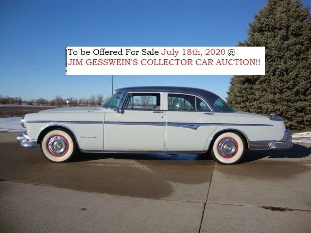 1955 Chrysler Imperial (CC-1329675) for sale in Milbank, South Dakota