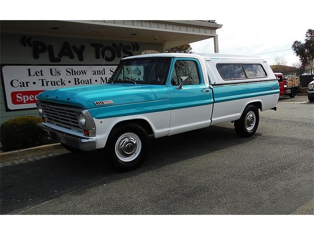 1967 Ford F250 (CC-1329681) for sale in Redlands, California
