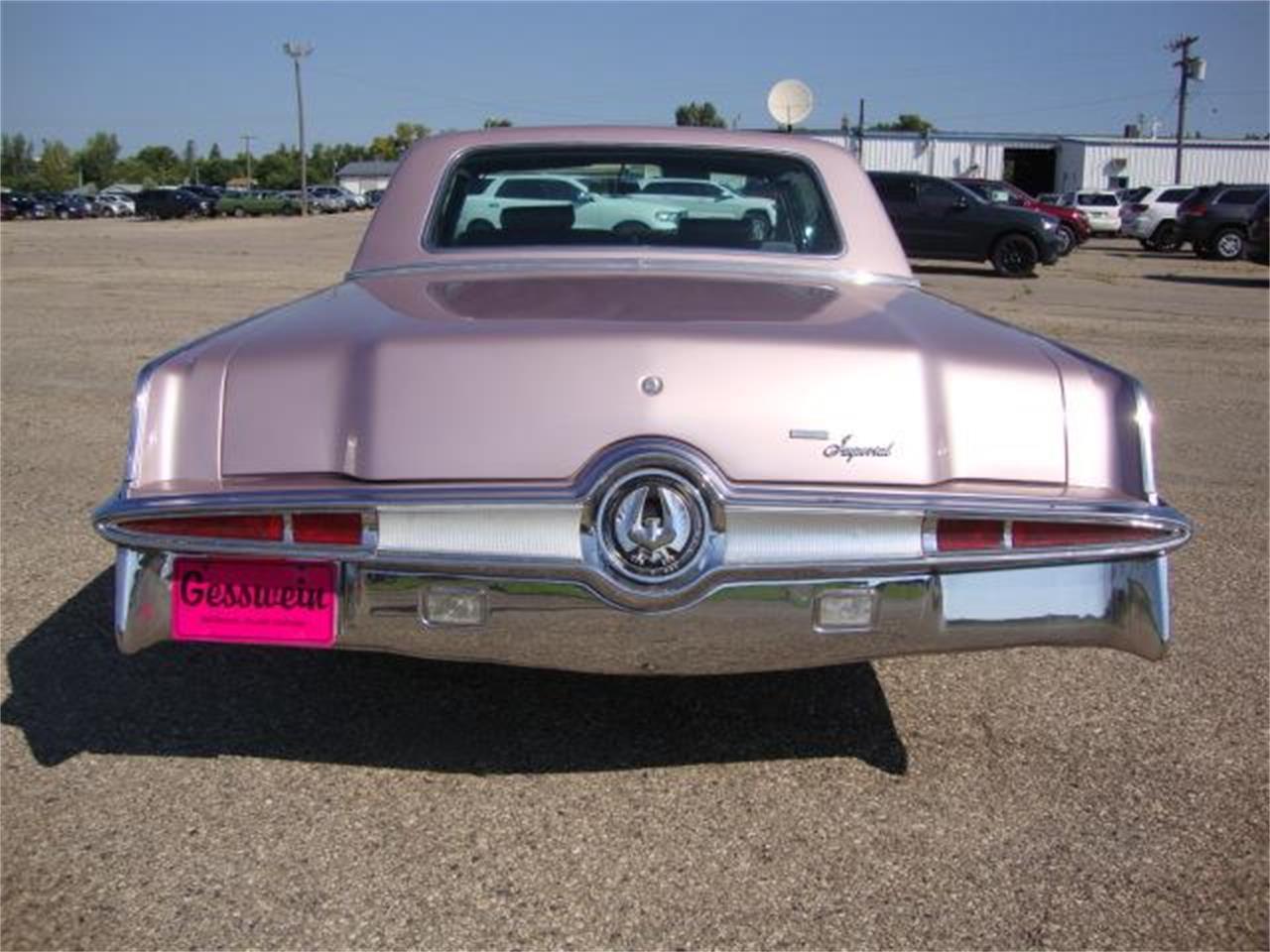 1966 Chrysler Imperial (CC-1329682) for sale in Milbank, South Dakota