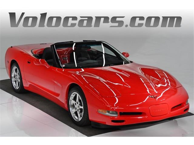1999 Chevrolet Corvette (CC-1320969) for sale in Volo, Illinois