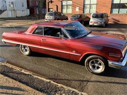 1963 Chevrolet Impala (CC-1320097) for sale in Cadillac, Michigan