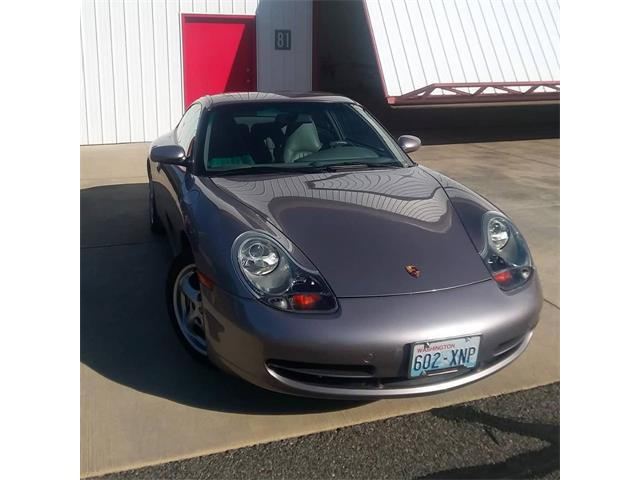 2001 Porsche 911 Carrera (CC-1329704) for sale in SPOKANE, Washington