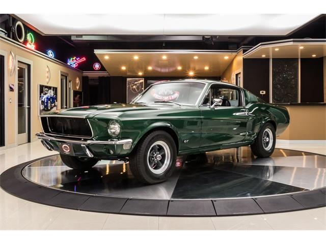 1968 Ford Mustang (CC-1329721) for sale in Plymouth, Michigan