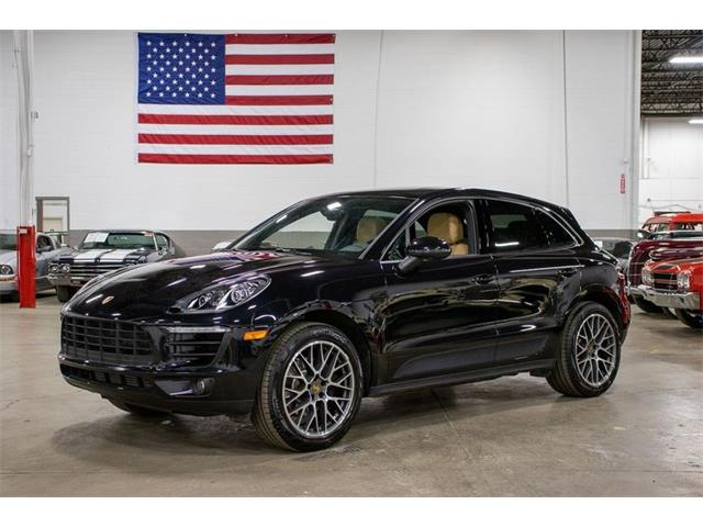 2018 Porsche Macan (CC-1329722) for sale in Kentwood, Michigan