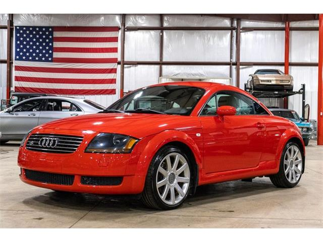 2002 Audi TT (CC-1329730) for sale in Kentwood, Michigan