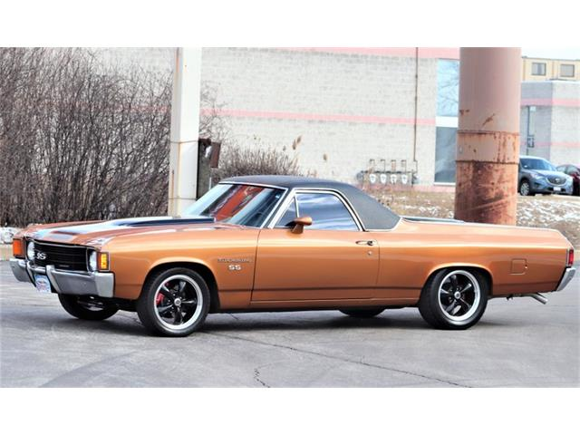 1972 Chevrolet El Camino (CC-1329744) for sale in Alsip, Illinois
