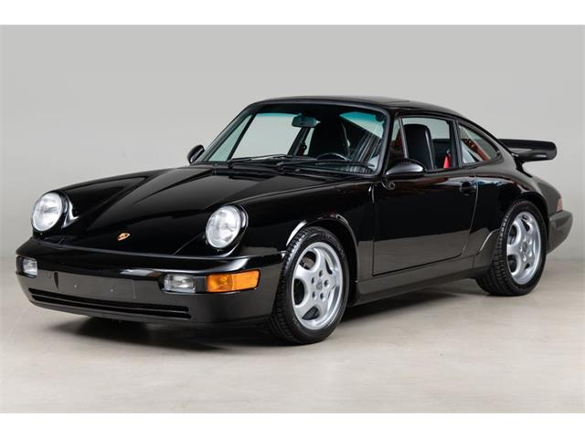 1993 Porsche 911 (CC-1329756) for sale in Scotts Valley, California
