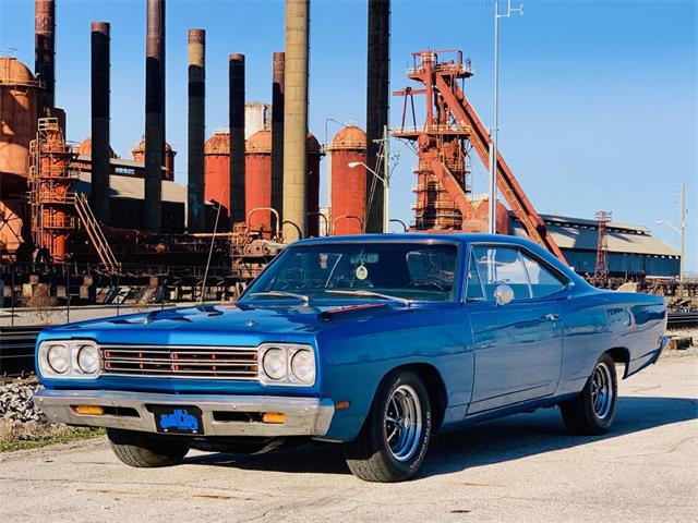 1969 Plymouth Road Runner (CC-1329759) for sale in West Pittston, Pennsylvania