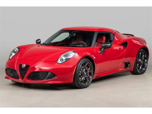 2017 Alfa Romeo 4C (CC-1329761) for sale in Scotts Valley, California