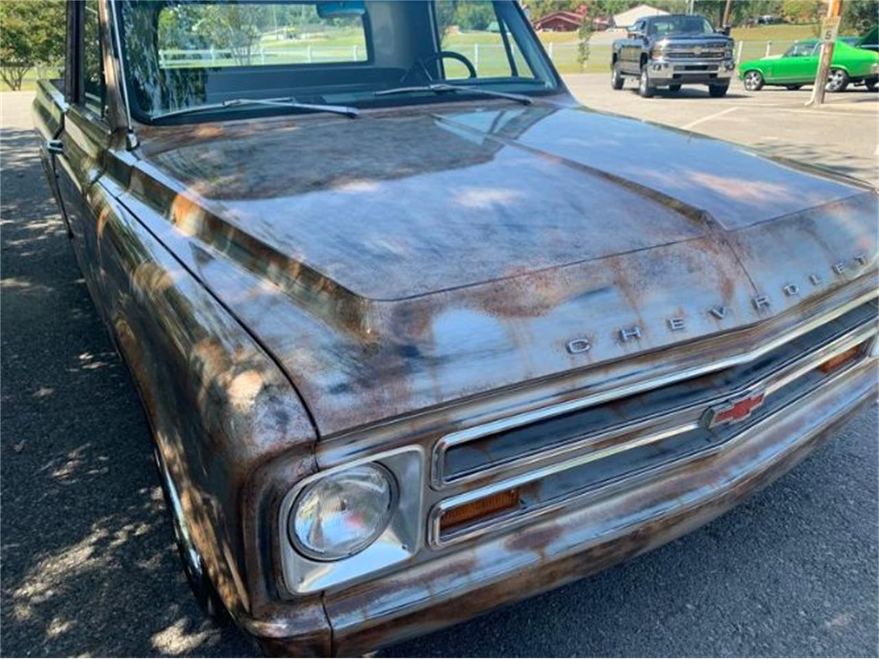 1967 Chevrolet C10 (CC-1329791) for sale in Cadillac, Michigan