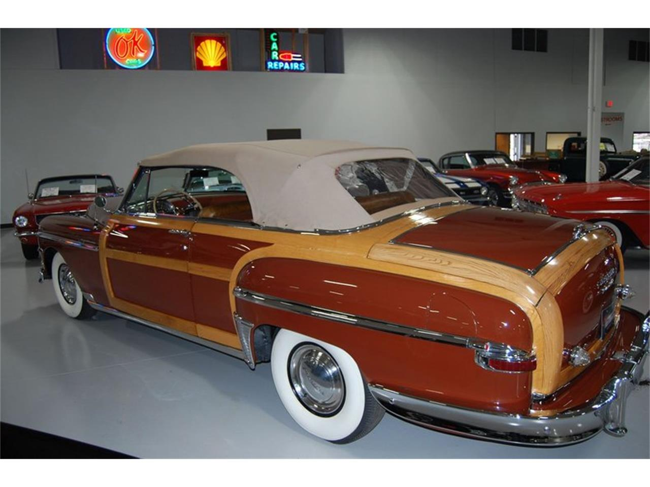 1949 Chrysler Town & Country (CC-1329796) for sale in Rogers, Minnesota