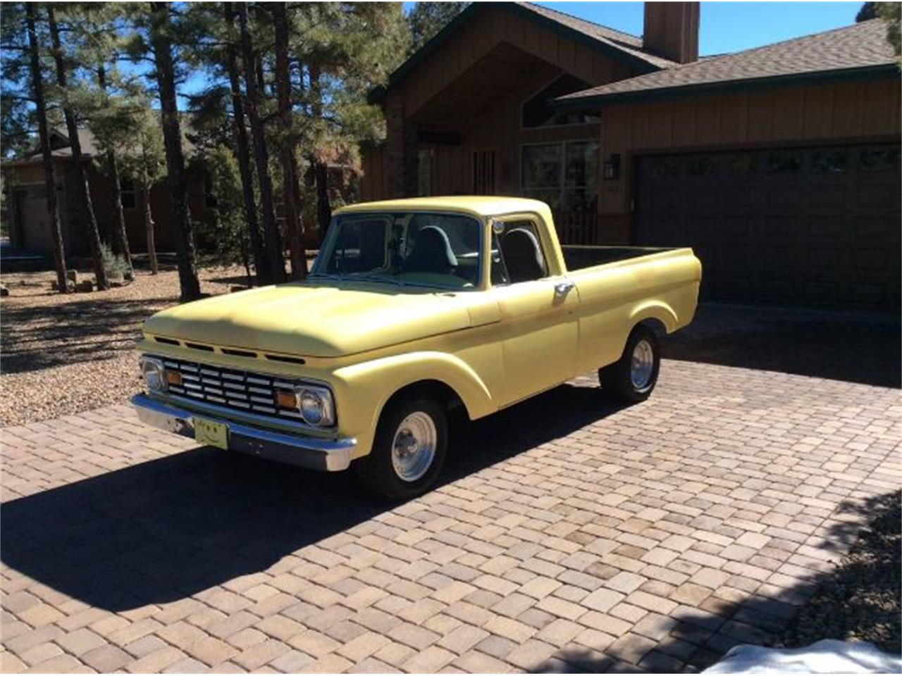 1963 Ford F100 (CC-1329798) for sale in Cadillac, Michigan