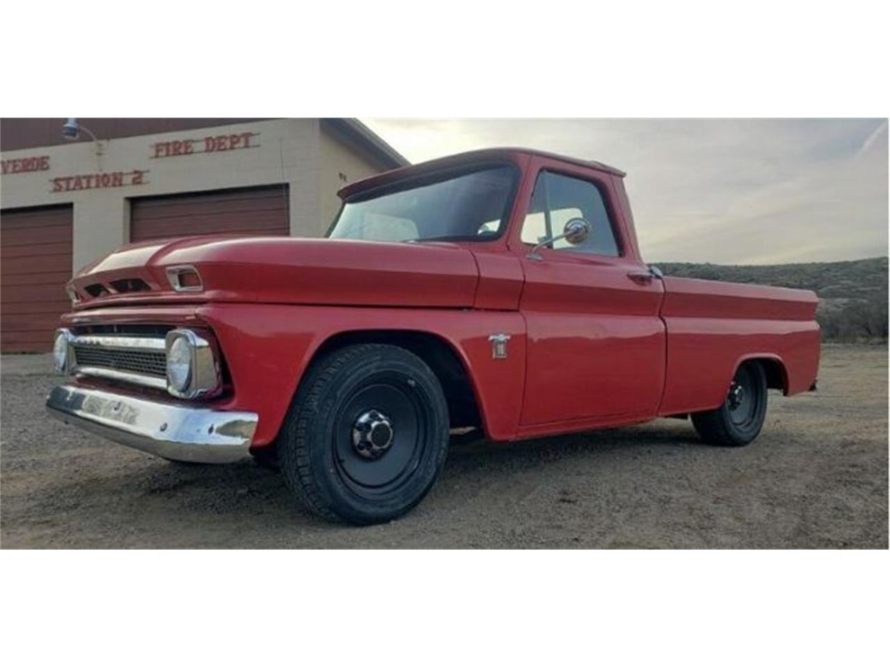 1964 Chevrolet C10 (CC-1329802) for sale in Cadillac, Michigan