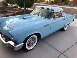 1957 Ford Thunderbird (CC-1329804) for sale in Cadillac, Michigan
