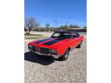 1971 Oldsmobile Cutlass (CC-1329806) for sale in Cadillac, Michigan