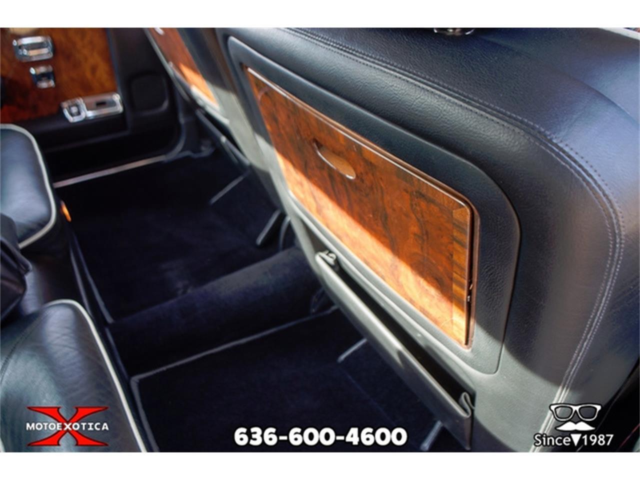 1987 Rolls-Royce Silver Spur (CC-1320981) for sale in St. Louis, Missouri