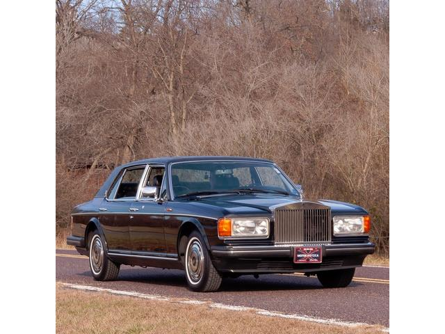 1987 Rolls-Royce Silver Spur (CC-1320981) for sale in St. Louis, Missouri