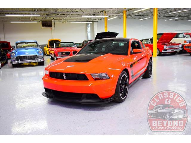 2012 Ford Mustang (CC-1329817) for sale in Wayne, Michigan
