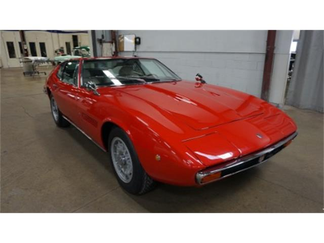 1971 Maserati Ghibli (CC-1329823) for sale in Astoria, New York