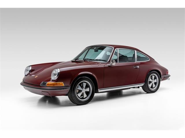 1970 Porsche 911S (CC-1329846) for sale in Costa Mesa, California