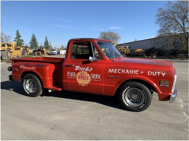 1969 Chevrolet C10 (CC-1329851) for sale in Roseville, California