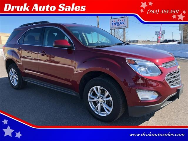 2017 Chevrolet Equinox (CC-1329861) for sale in Ramsey, Minnesota