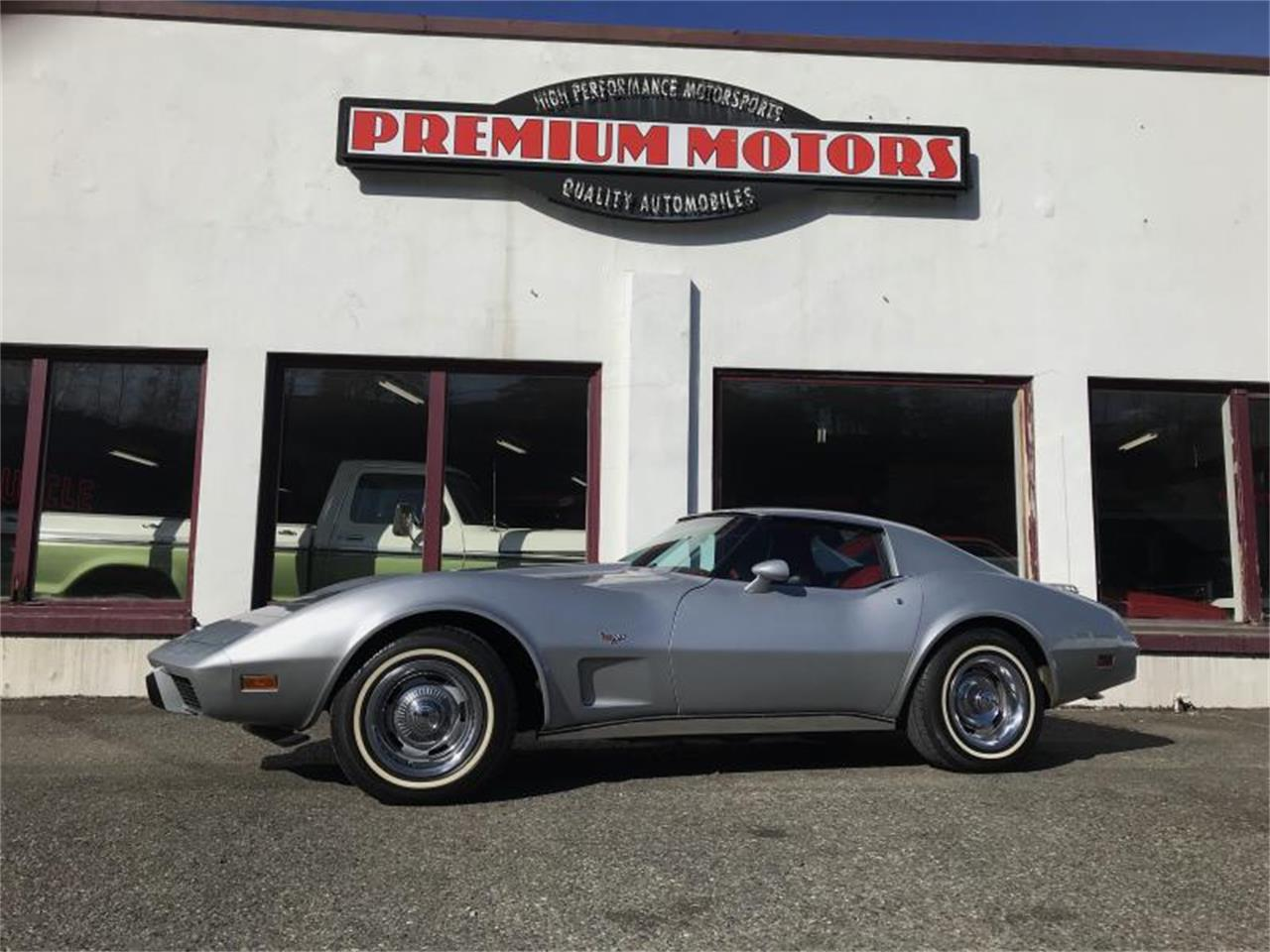 1977 Chevrolet Corvette (CC-1329880) for sale in Tocoma, Washington