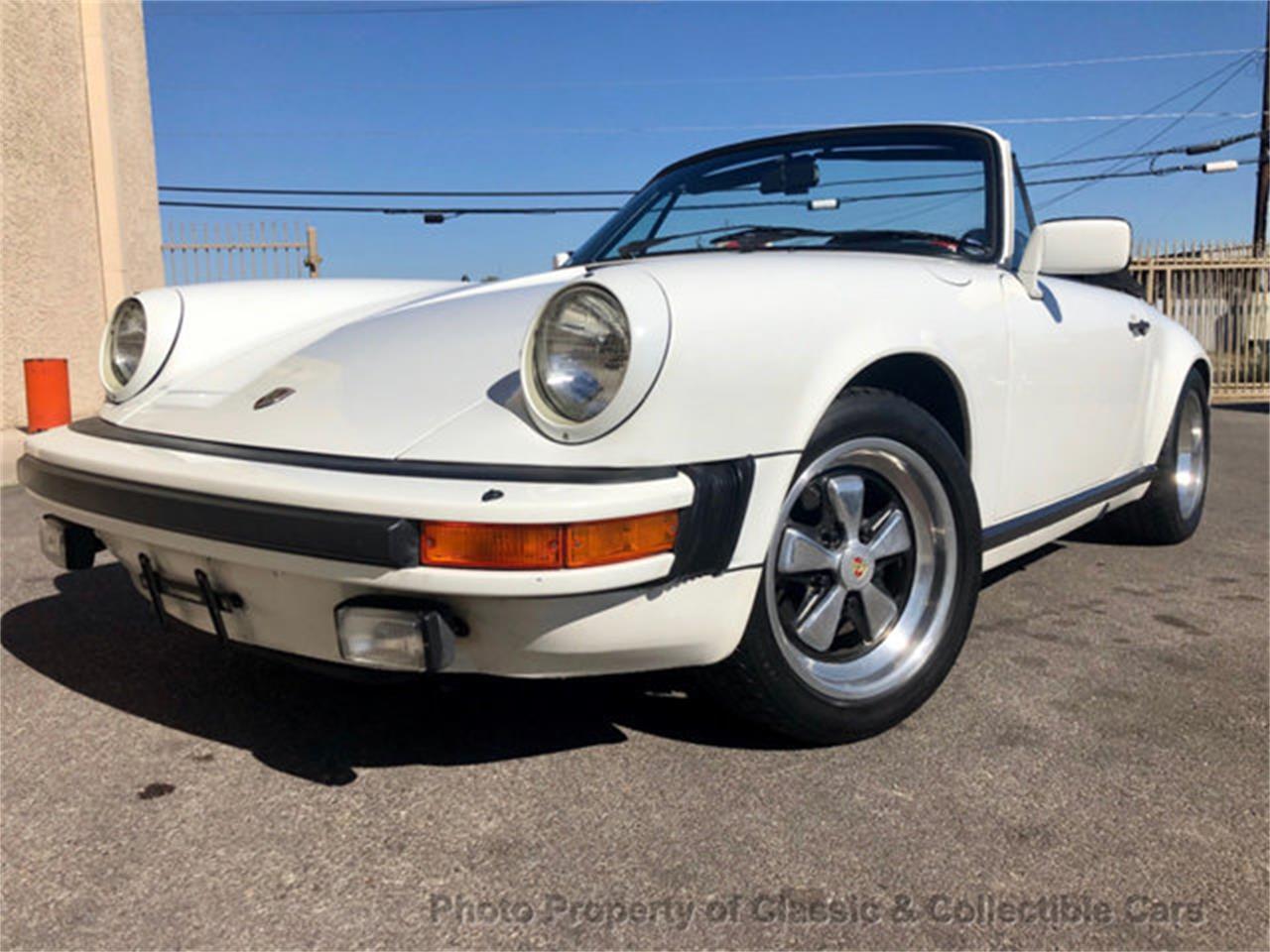 1983 Porsche 911 (CC-1329891) for sale in Las Vegas, Nevada