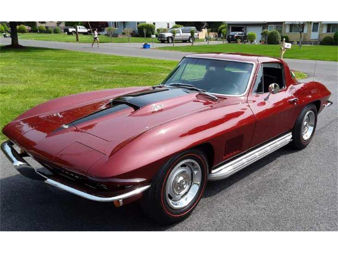 1967 Chevrolet Corvette Stingray (CC-1329919) for sale in East Longmeadow, Massachusetts