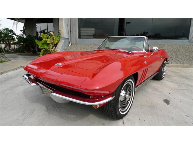 1965 Chevrolet Corvette (CC-1329921) for sale in ANAHEIM, California