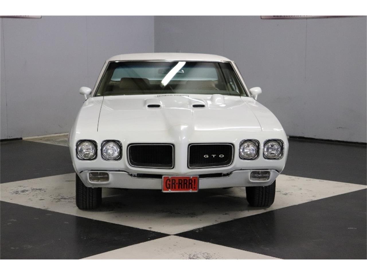 1970 Pontiac GTO (The Judge) (CC-1329929) for sale in Lillington, North Carolina