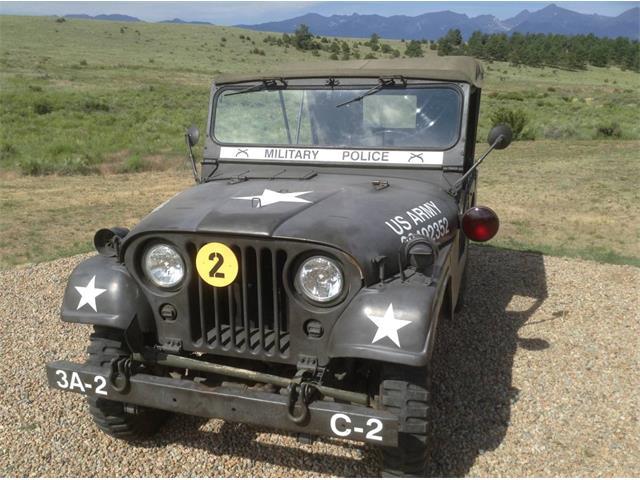 1952 Willys M38A1 (CC-1329931) for sale in Colorado Springs, Colorado