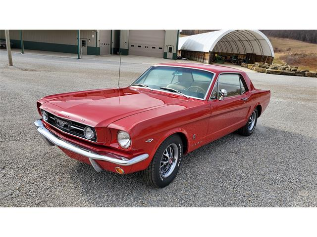 1966 Ford Mustang (CC-1329932) for sale in Salesville, Ohio