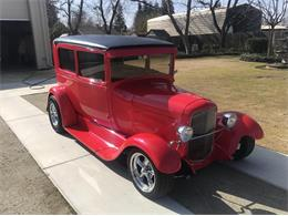 1929 Ford 2-Dr Sedan (CC-1329937) for sale in Bakersfield , California