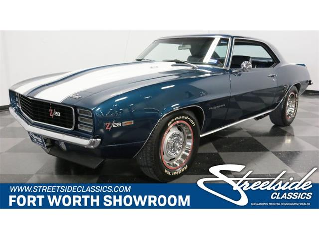 1969 Chevrolet Camaro (CC-1329941) for sale in Ft Worth, Texas