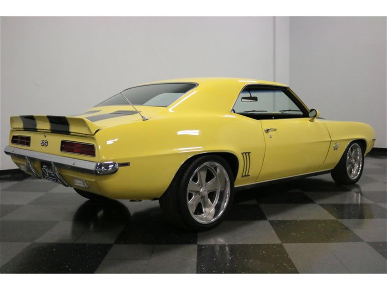 1969 Chevrolet Camaro (CC-1329942) for sale in Ft Worth, Texas