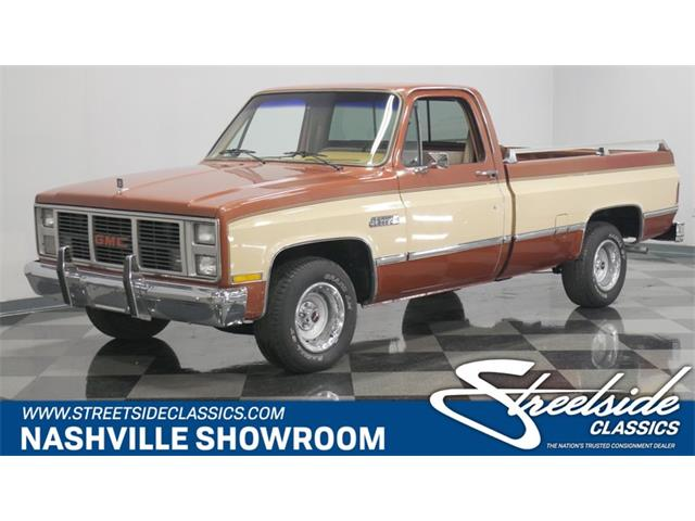 1986 GMC 1500 (CC-1329946) for sale in Lavergne, Tennessee